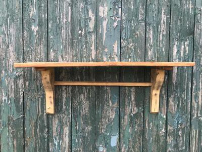 Houten plank/rek