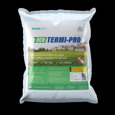 Eco Termi-Pro | 100% PESTICIDE-FREE SOLUTION FOR TERMITE CONTROL IN THE SOIL