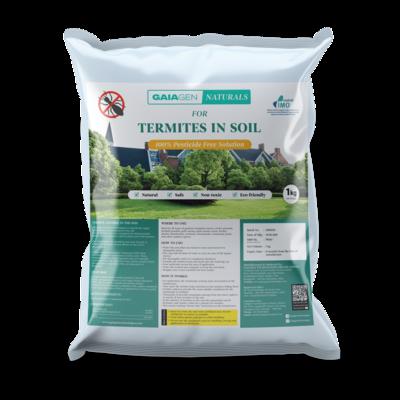 GAIAGEN Naturals for Termites in Soil