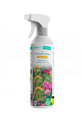 GAIAGEN Naturals For Sap Sucking Pests (Ready-To-Use) | 500ml