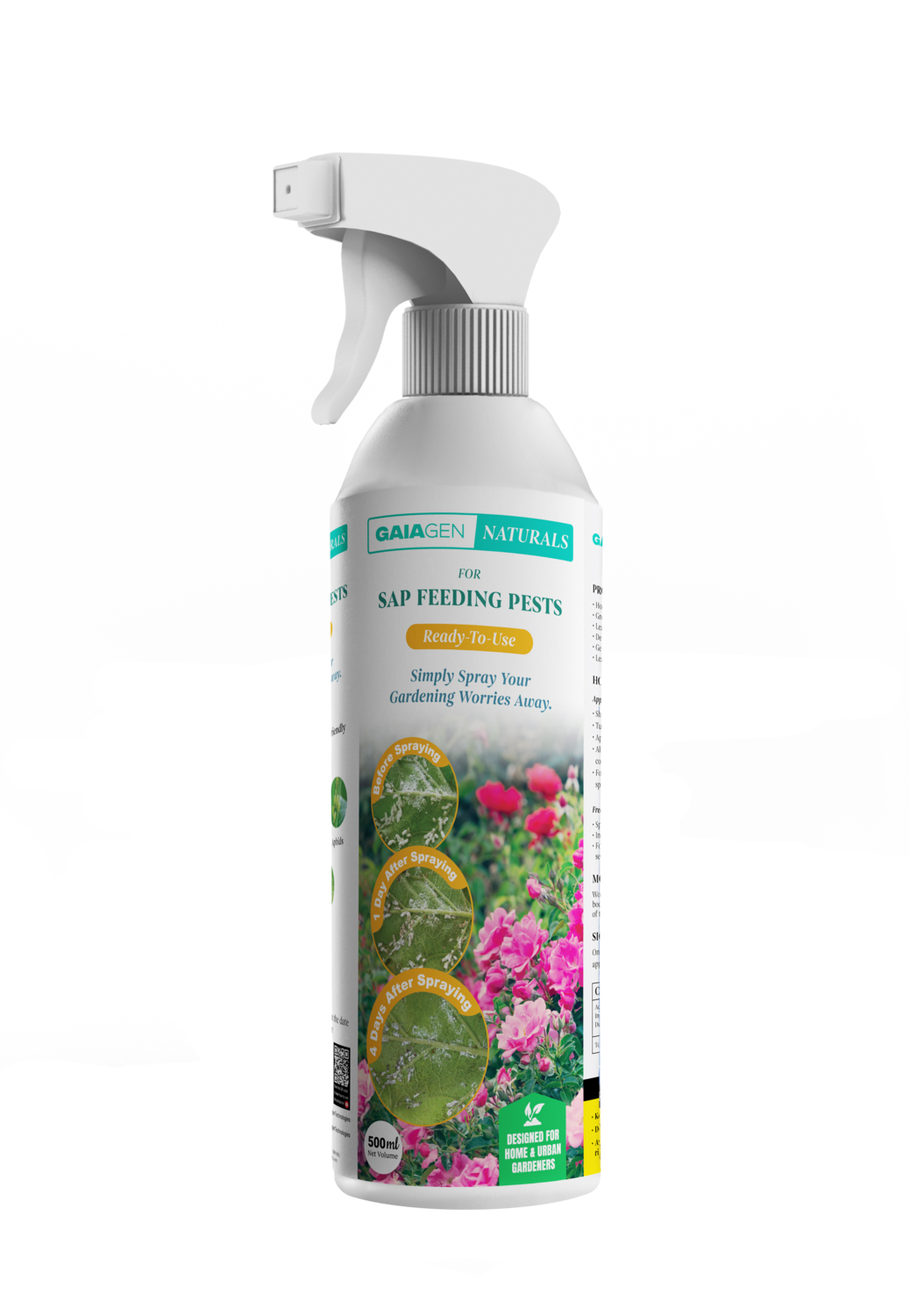 Gaiagen Naturals for Sap Feeding Pests (Ready-To-Use) | 500ml