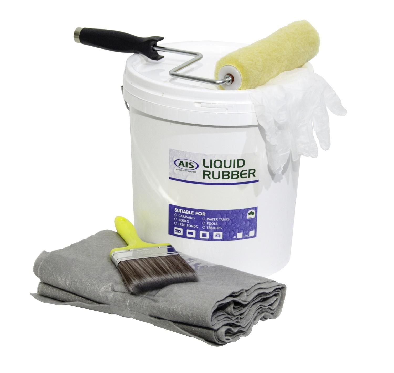 Liquid Rubber High Build 15L Kit