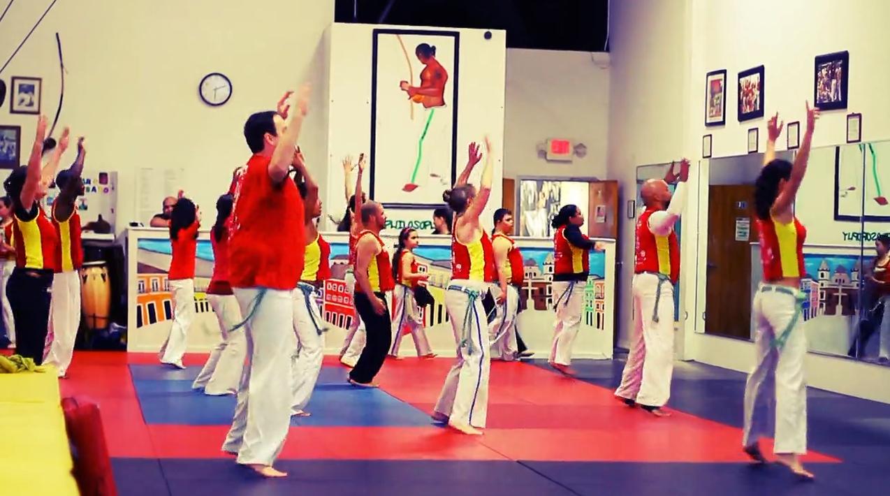 2 Capoeira Class Trial! 00001