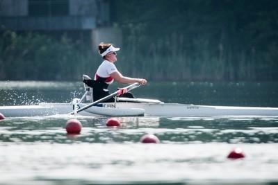Veterans/Adaptive Rowing