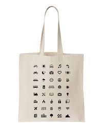 SEE MORE Tote Bag