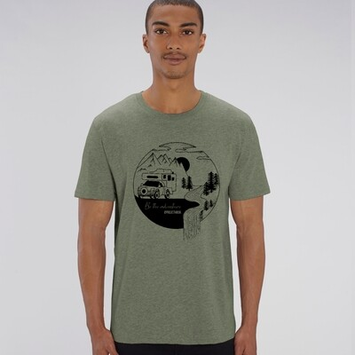 T-shirt unisexe KAKI