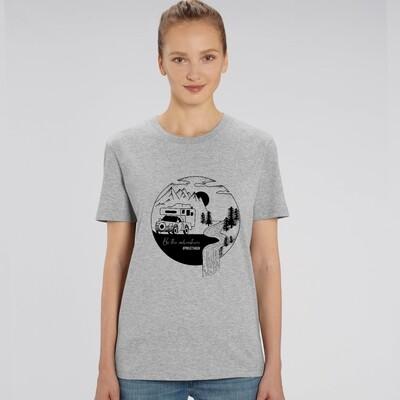 T-shirt unisexe GRIS