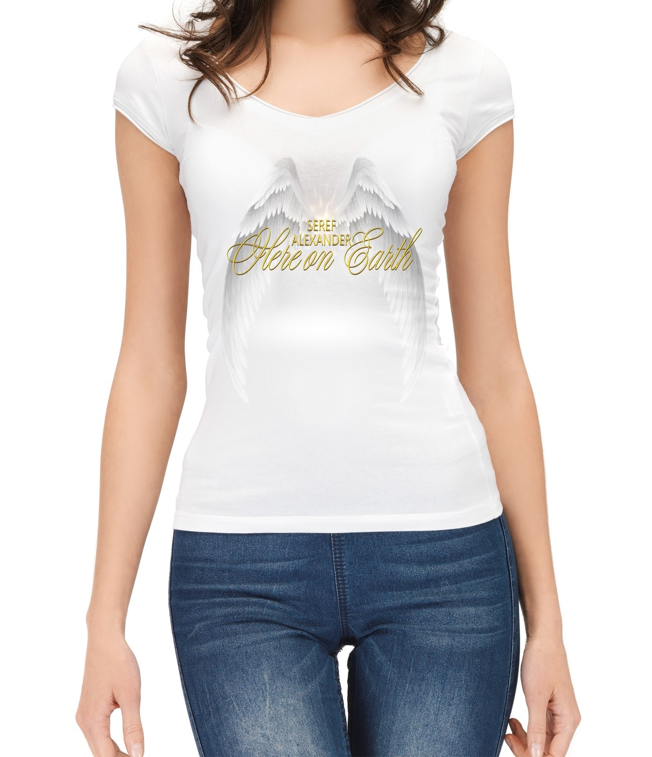 Guardian Angel - T-Shirt (not available at the moment)