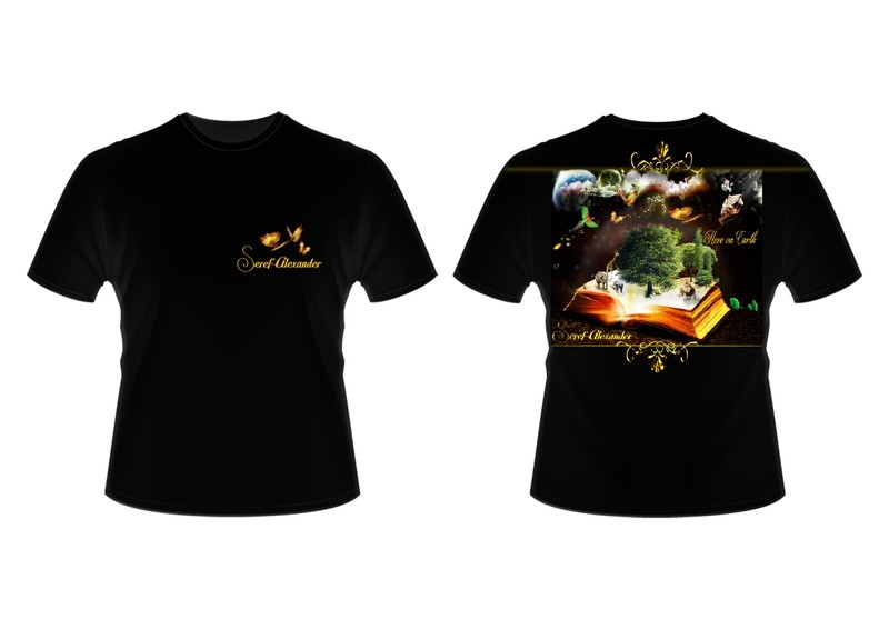 HERE on EARTH - T-Shirt (not available at the moment)