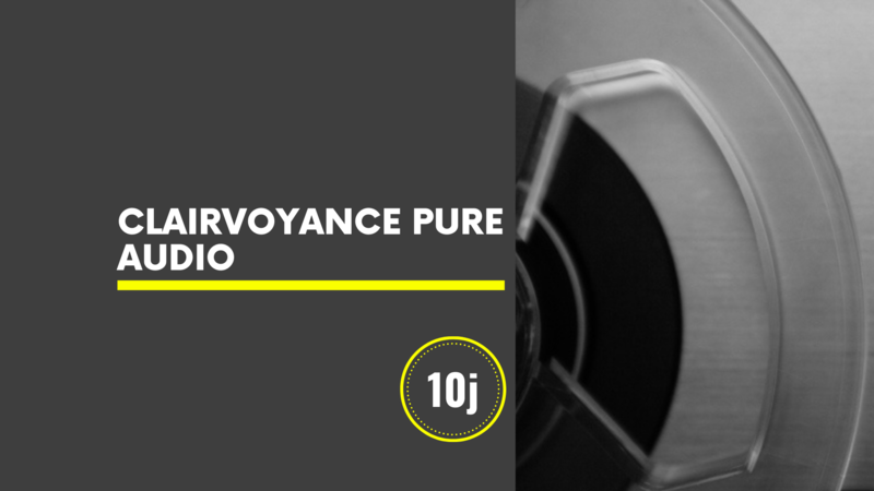 Clairvoyance Pure Audio