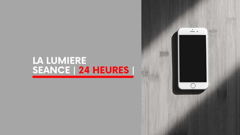 La Lumière - Intention Vibratoire | 24 Heures |