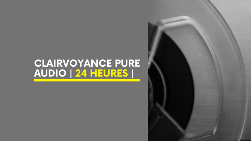 Clairvoyance Pure Audio | 24 Heures |