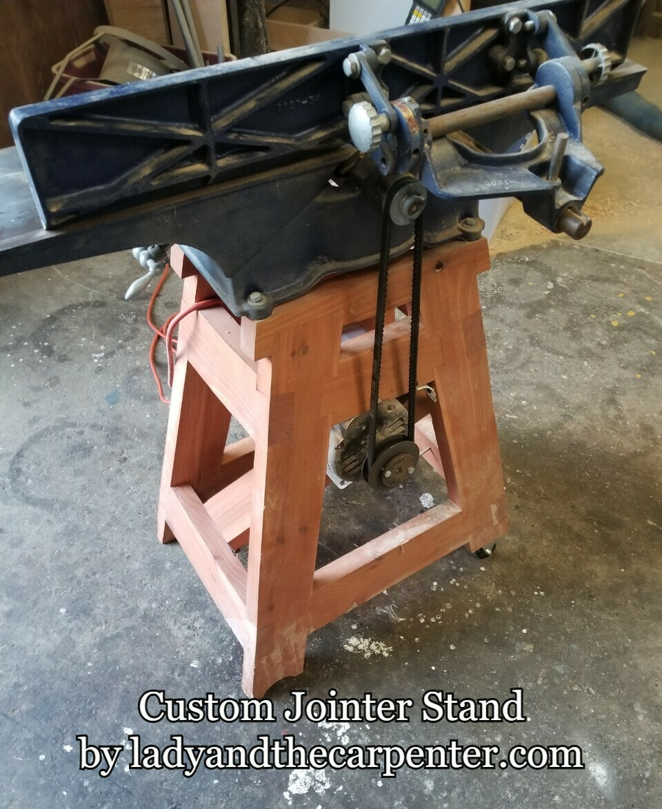 Jointer Stand
