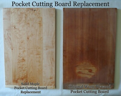 Pocket Cutting Board Replacement