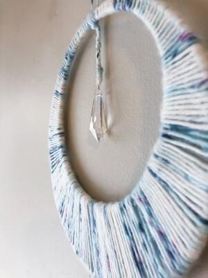 Crystal Tie Dye Circle
