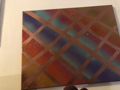 Technicolor Rays