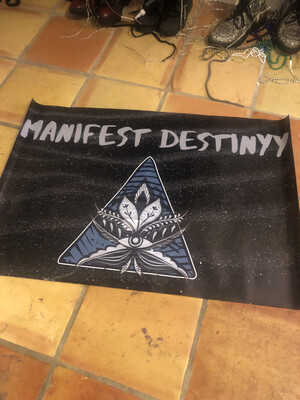 Manifest Destinyy Banner