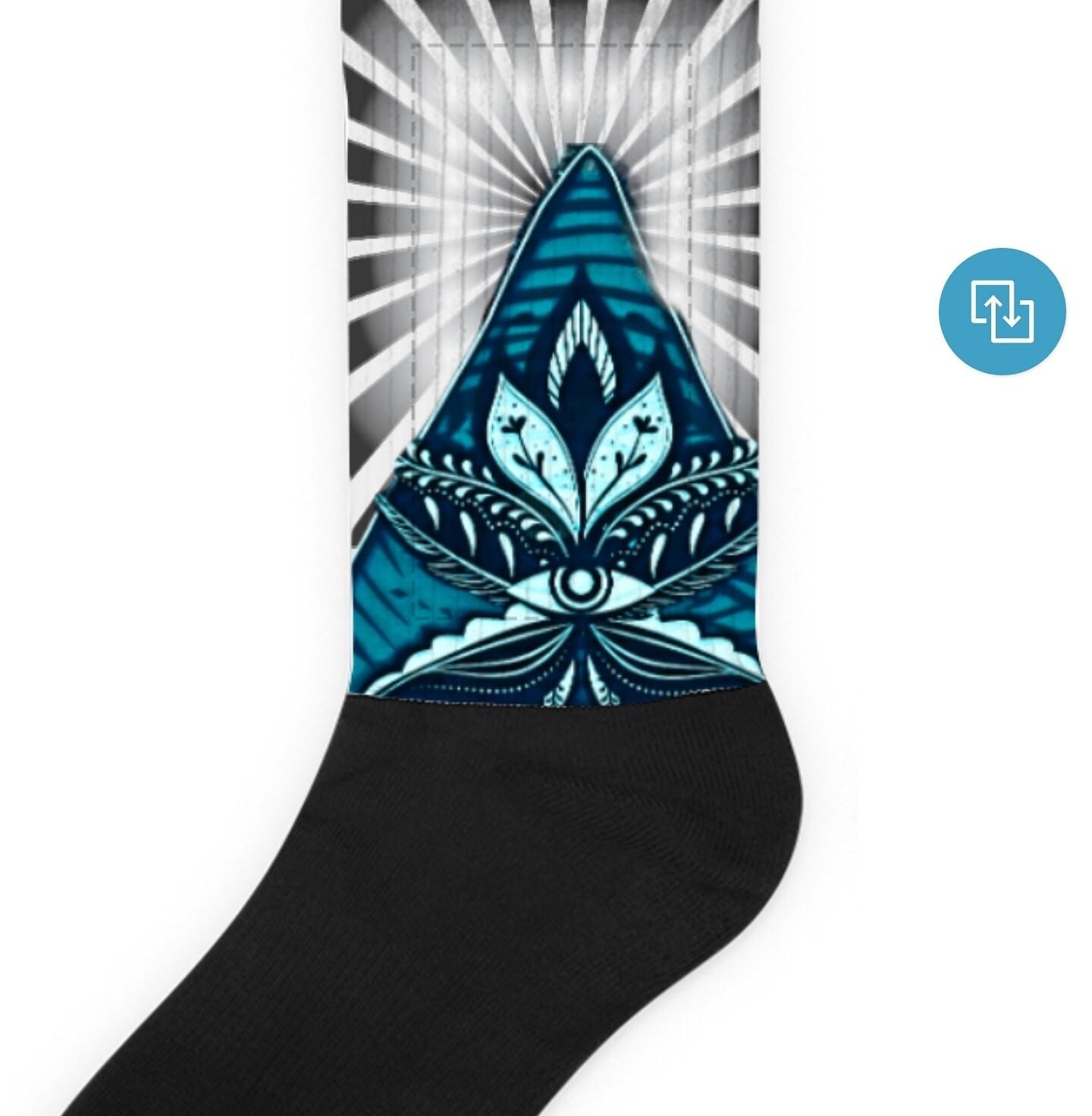 Manifedt destiny socks