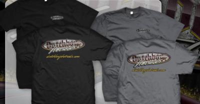 Dutchboys Hotrods Logo T-Shirt