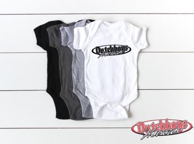 Infant Bodysuit with Dutchboy's Logo