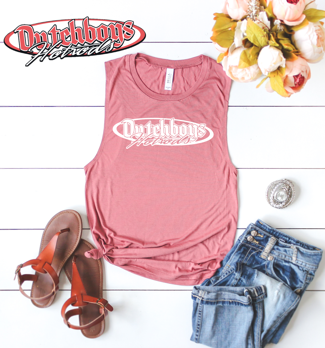 Dutchboy's Logo Muscle Tank
