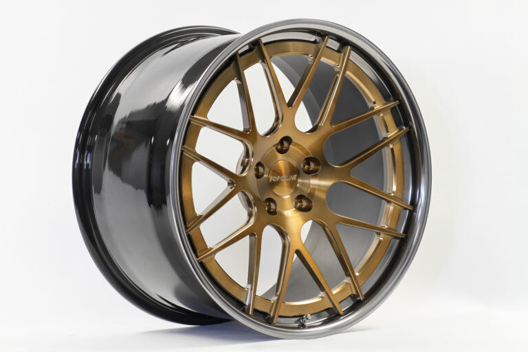 Concave Stepped Lip
