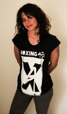 Boxing Arts T-shirt Sportive