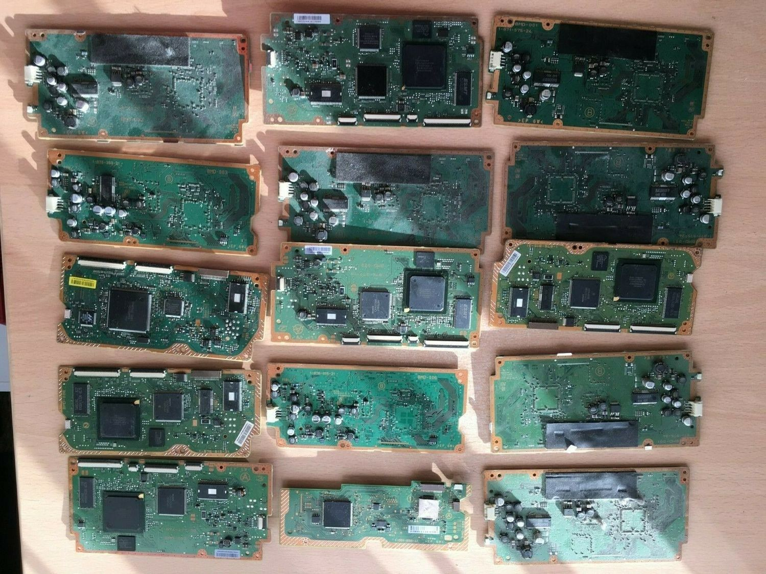 Job Lot of 32 x PS3 Blu Ray PCB Logic Boards
