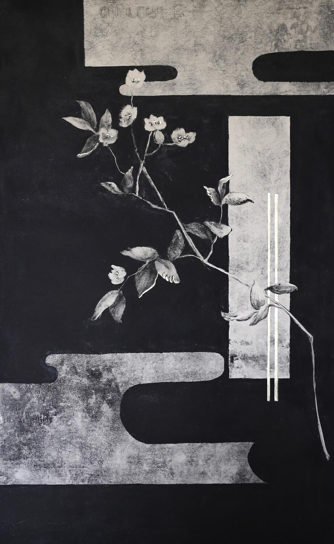 branch of blossom