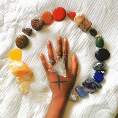 Crystal Therapy - Diagnostic