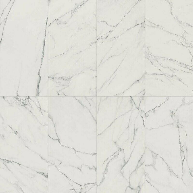 ABK SENSI STATUARIO WHITE Dim. 60x120 - €. 39,00/Mq (Mq. 1.44 x Collo)