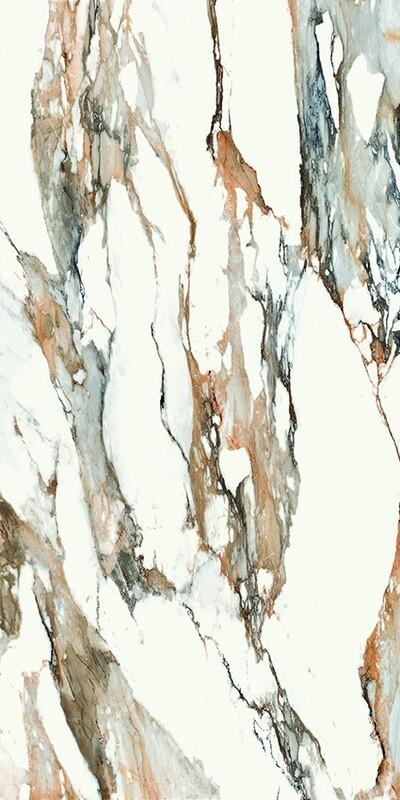ENERGIE KER CALACATTA GOLD Dim. 30.8x61,5 - €. 14,00/Mq (Mq. 1.32 x Collo)