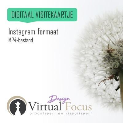 Instagram formaat MP4-bestand