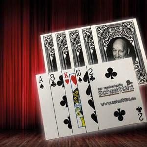 """Zauberkunststück """"Finde den König"""""""