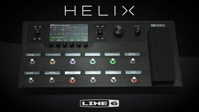 Helix Preset - Pink Floyd / David Gilmour Live Sound