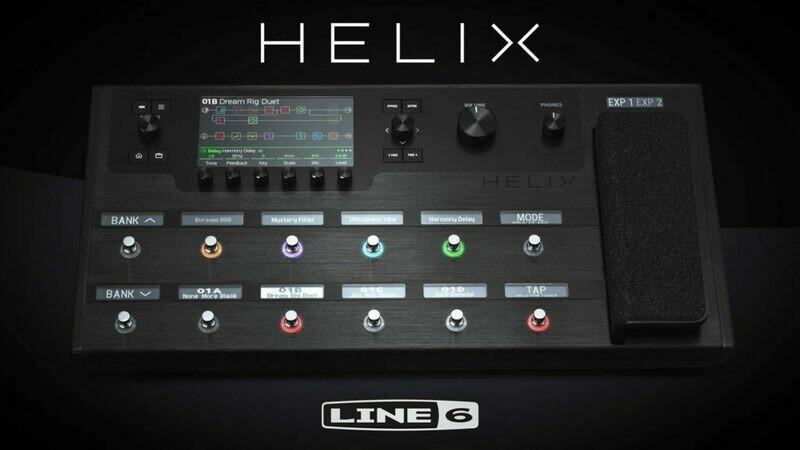 Helix Preset - Rock & Roll Guitar