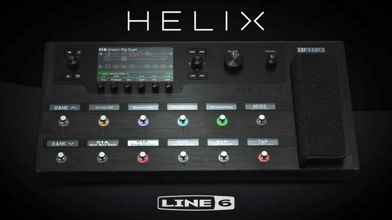 Helix Preset - Great Clean V.2