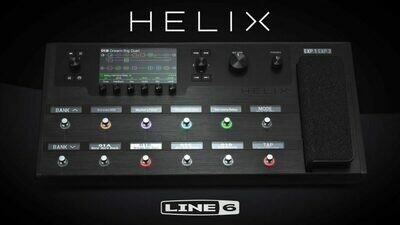 Helix Preset - Bassgitarre Cali 400 Ch1