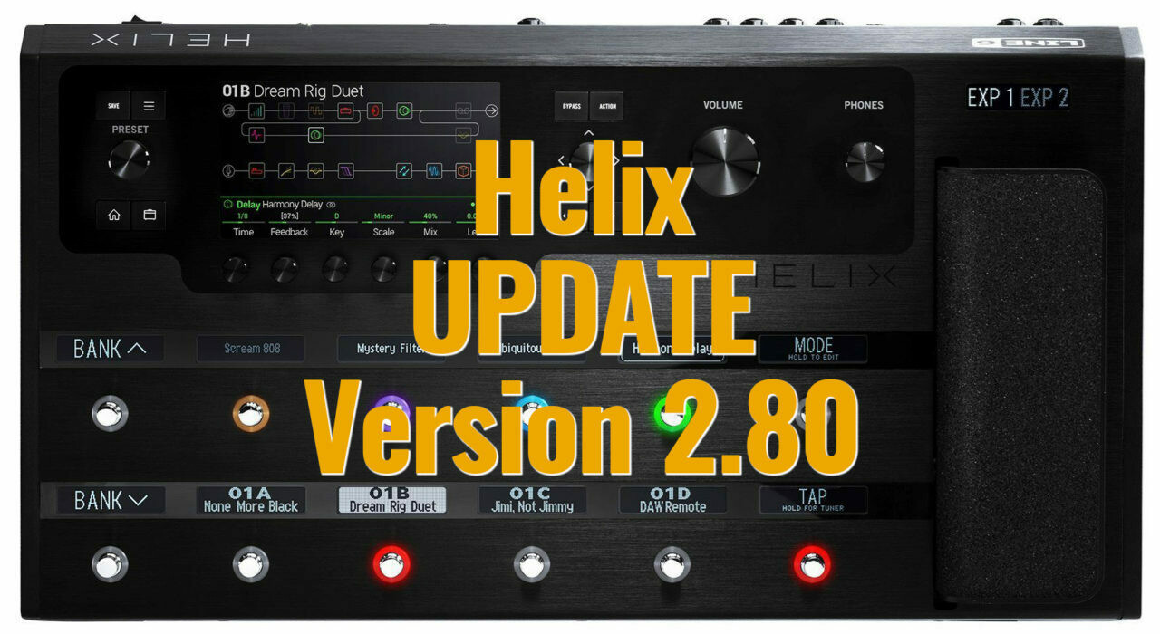 Helix Preset - Final Countdown