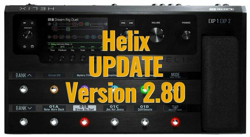 Helix Preset TOP 10 - Volume 5