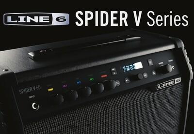 Spider V Presets - Fender Clean