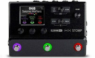 Helix Stomp - Akustik Nr. 1