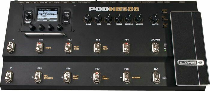 POD HD 500 Bundle 100+