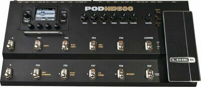 POD HD 500 Bundle 100+