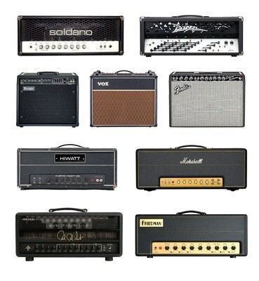 TOP 10 Helix Amps - Bundle