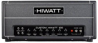 POD GO Preset - TOP 10 Amps -  Hiwatt 100