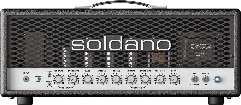 POD GO Preset -TOP 10 Amps - Soldano Clean