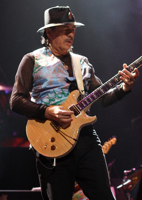 POD GO Artist Preset - Santana
