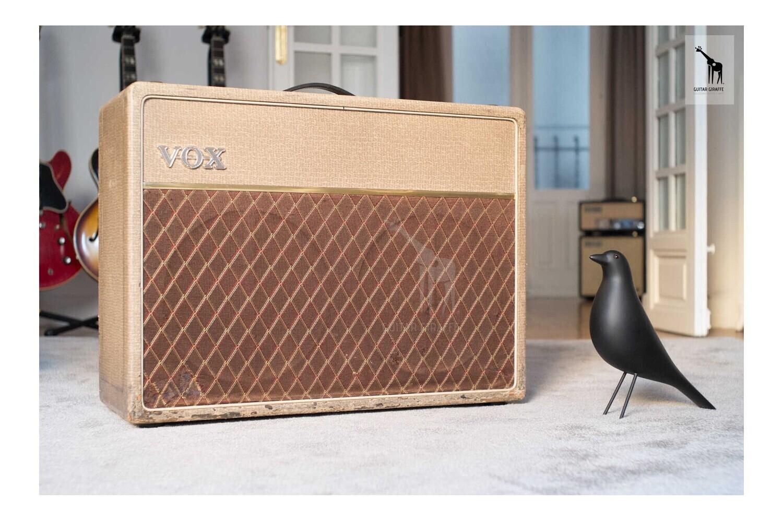 Helix Stomp Preset - VOX AC30 HK Amp