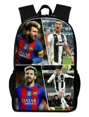 4- Messi-Ronaldo Backpack